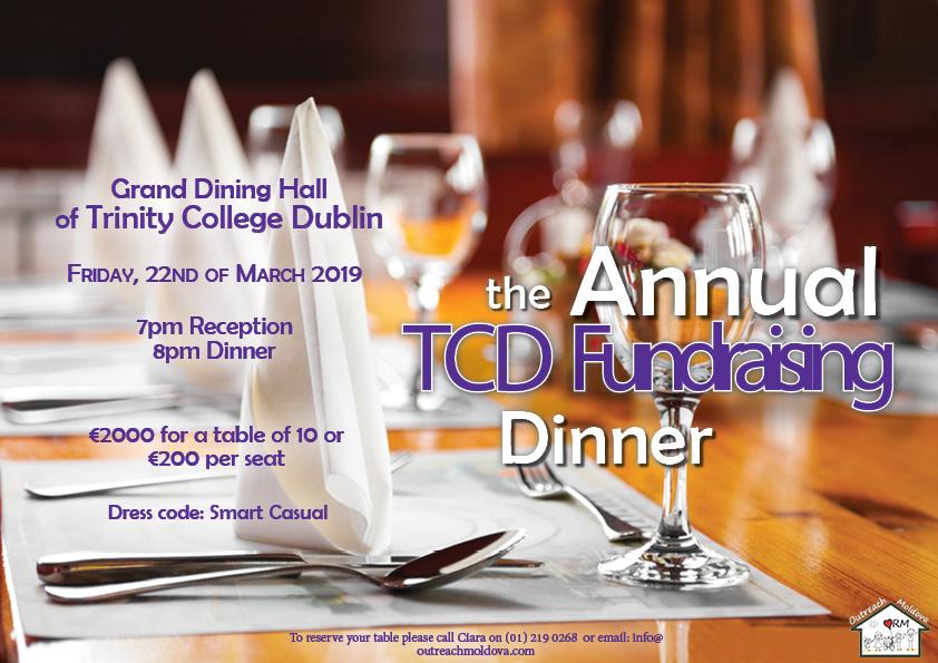 TCD Annual Dinner
